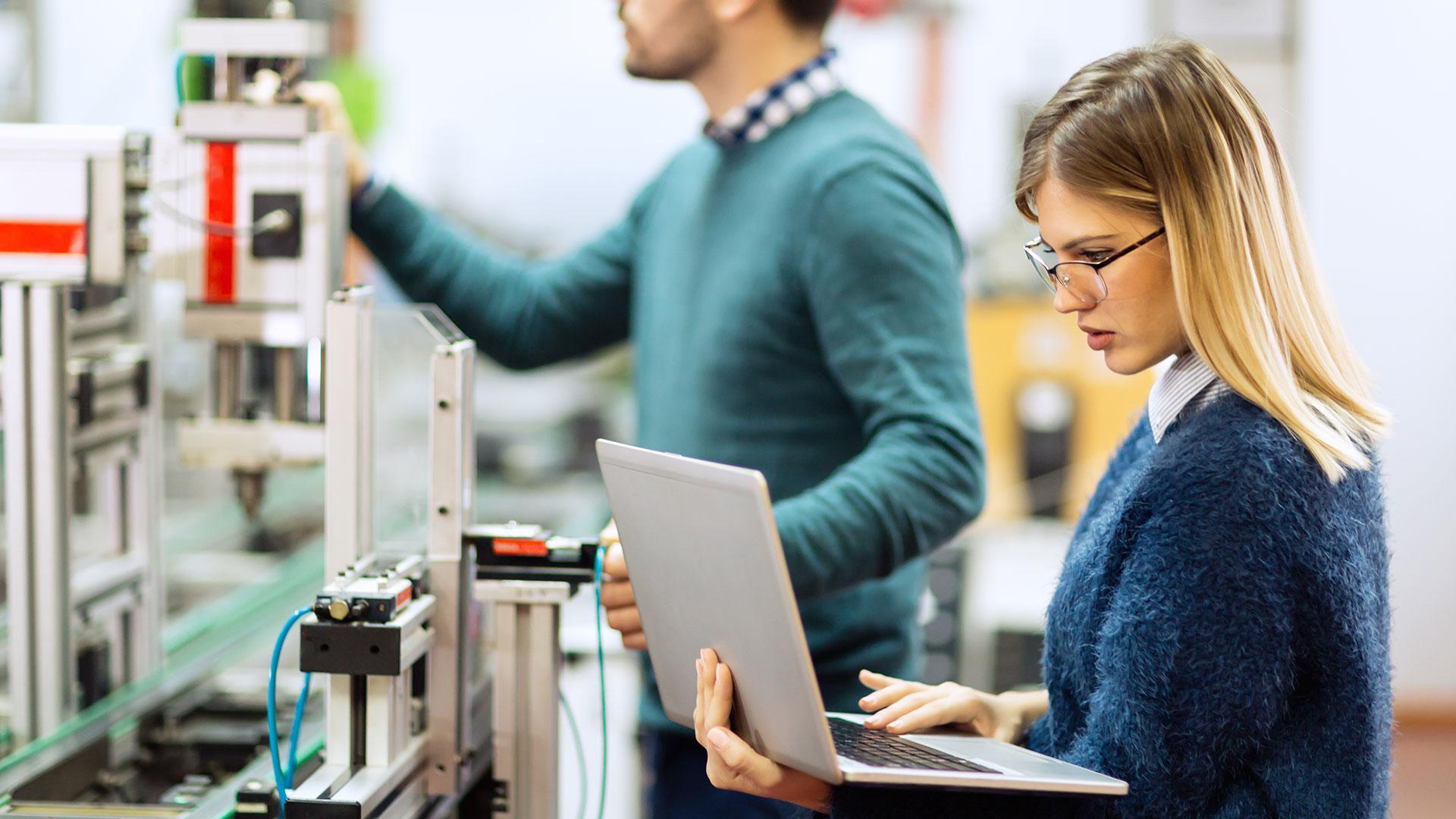 Automations- och robotingenjör