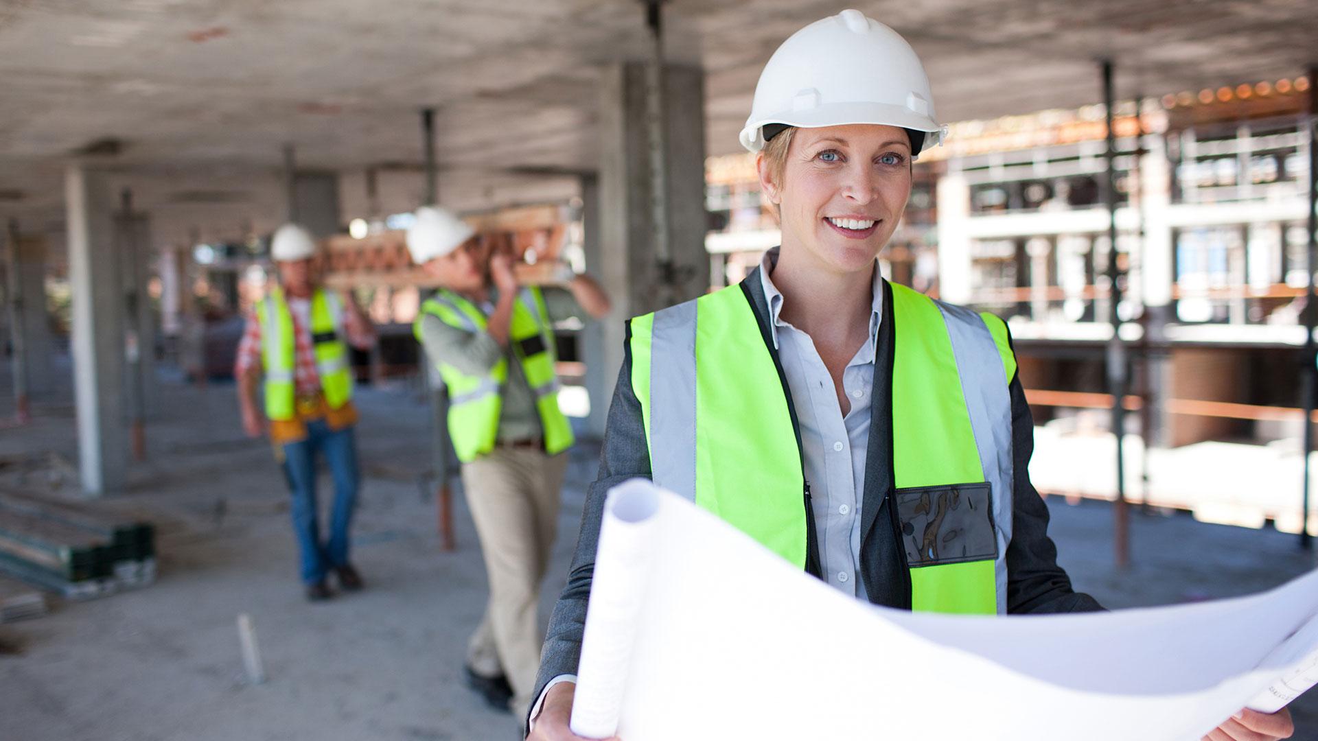 Byggnadsingenjör - ROT