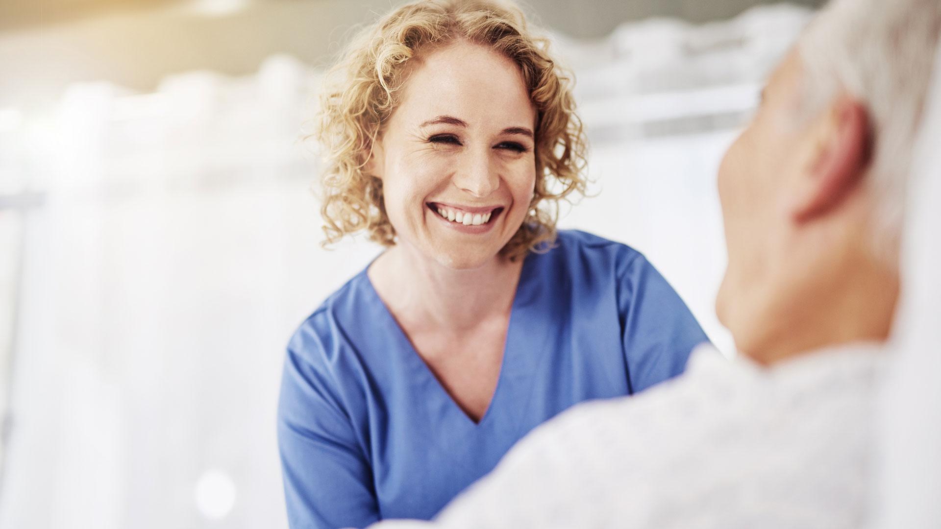 Specialistundersköterska inom multisjukdom hos äldre