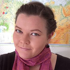 Ana Diatchkova Internationell transportlogistiker