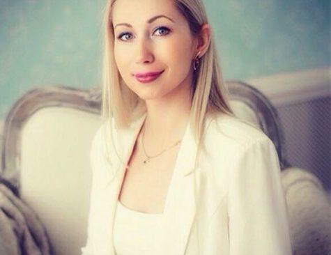 Oksana Olsson Studie- och yrkesvägledare
